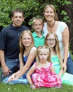 David Larimer & Family