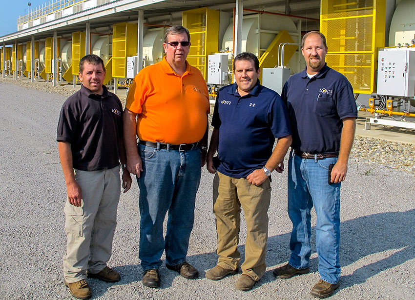 Lord's Seed Management Team