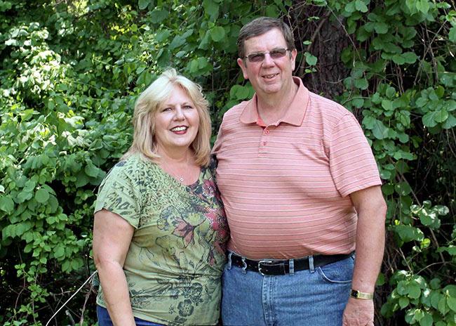 John & Sherrie Larimer